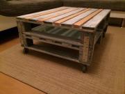 palettentisch haushalt m bel gebraucht und neu kaufen. Black Bedroom Furniture Sets. Home Design Ideas