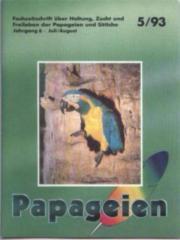 Papageien Fachzeitschrift