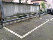 Parkplatz direkt an