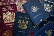Paspoorten, rijbewijs, ID-