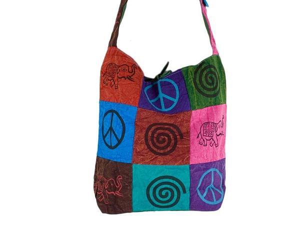patchwork taschen hippie goa umh ngetaschen schultertaschen indien nepal in germersheim. Black Bedroom Furniture Sets. Home Design Ideas