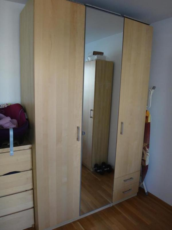 pax kleiderschrank neu und gebraucht kaufen bei. Black Bedroom Furniture Sets. Home Design Ideas