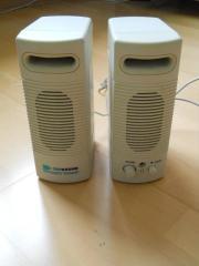 PC Lautsprecher mit