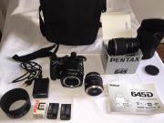 PENTAX 645D 40MP