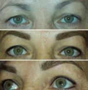 Permanent make up,