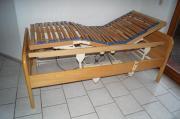 Pflegebett / Seniorenbett elektrisch