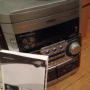 Philips Stereoanlage CD