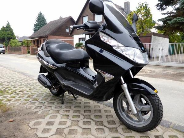 piaggio x8 125ccm ez t v 09 15 in berlin piaggio. Black Bedroom Furniture Sets. Home Design Ideas