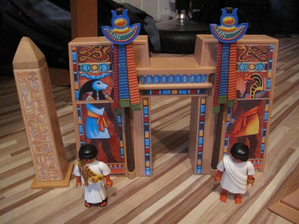 playmobil gypten pyramide sphinx tempel grabr uberversteck in m nchen kaufen und verkaufen. Black Bedroom Furniture Sets. Home Design Ideas