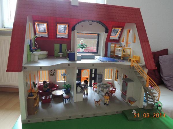 Playmobil haus in dresden spielzeug lego playmobil kaufen und verkaufen ber private - Playmobil haus schlafzimmer ...