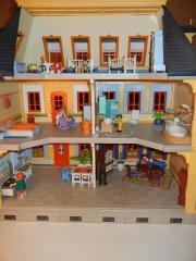 Nostalgie playmobil g nstige angebote finden for Playmobil haus schlafzimmer