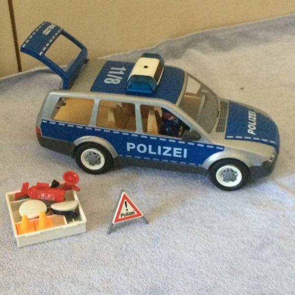 playmobil polizeiauto in krefeld spielzeug lego. Black Bedroom Furniture Sets. Home Design Ideas