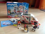 Playmobil Rettungstransporter