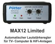 Pötter Audio-Limiter