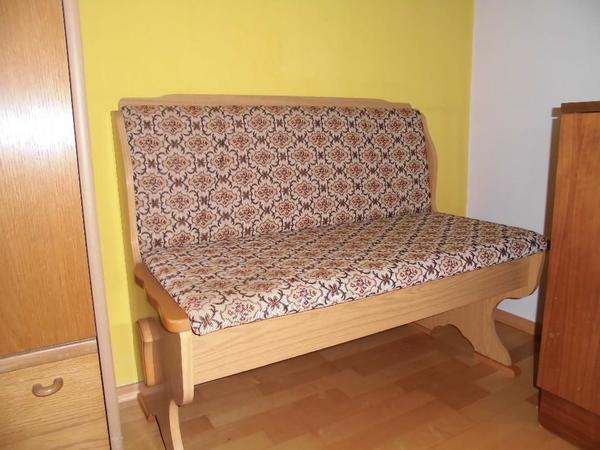 polsterbank kaufen gebraucht und g nstig. Black Bedroom Furniture Sets. Home Design Ideas