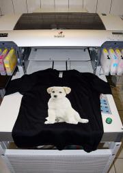 PolyPrint Texjet Textildrucker