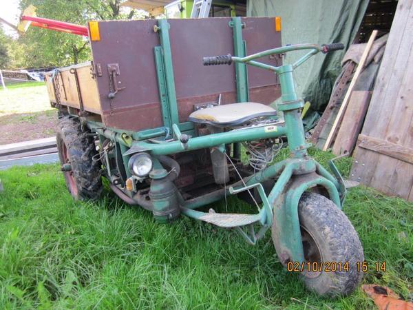 pony 3 von traktoren landwirtschaftliche fahrzeuge aus karlsruhe. Black Bedroom Furniture Sets. Home Design Ideas