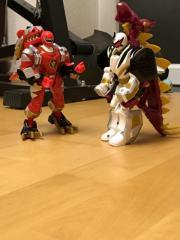 Power Ranger Figuren