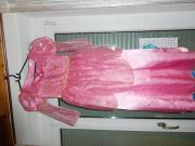 Prinzessinkleid für 8-
