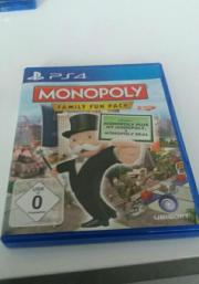 Ps4 Playstation Monopoly