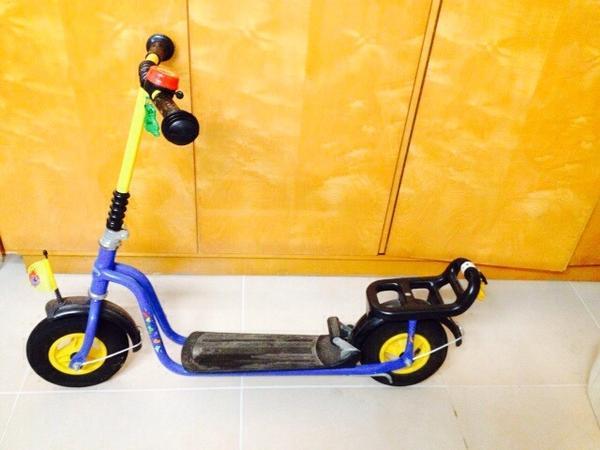 puky roller mit bremse und klingel in stuttgart skaten. Black Bedroom Furniture Sets. Home Design Ideas