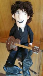 Puppe George Harrison
