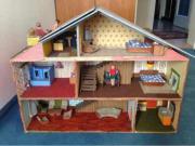 Puppenhaus 70 er