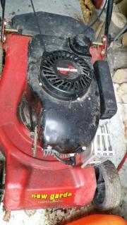 Rasenmäher Benzinrasenmäher Benzin