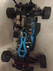 RC Auto Verbrenner