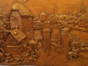 Reliefbild Kupfer, 61