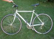 Rennrad mit Alurahmen