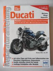 Reparaturanleitung Ducati Monster