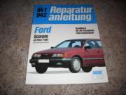 Reparaturanleitung Ford Scorpio