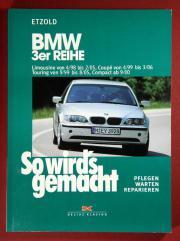 Reparaturhandbuch BMW 3er