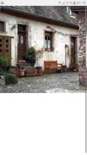 Restaurierungsbedürftige Wohnung oder