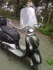 Retroroller 125 ccm