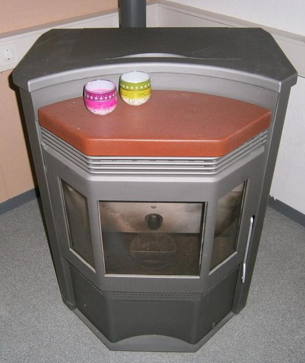 rika pelletofen modell integra ii 9kw neuwertig in hambr cken fen heizung klimager te. Black Bedroom Furniture Sets. Home Design Ideas