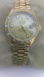 Rolex Gold Lady