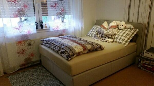 boxspringbett 140 kaufen gebraucht und g nstig. Black Bedroom Furniture Sets. Home Design Ideas