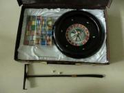 Roulette-Spiel Set