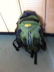 Rucksack in grün