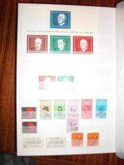 Sammlung BRD, Briefmarken