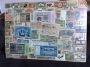 Sammlung deutscher Geldscheine