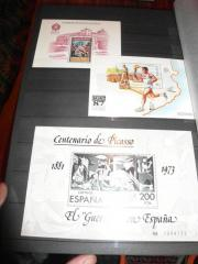 Sammlung Internationale Briefmarken,