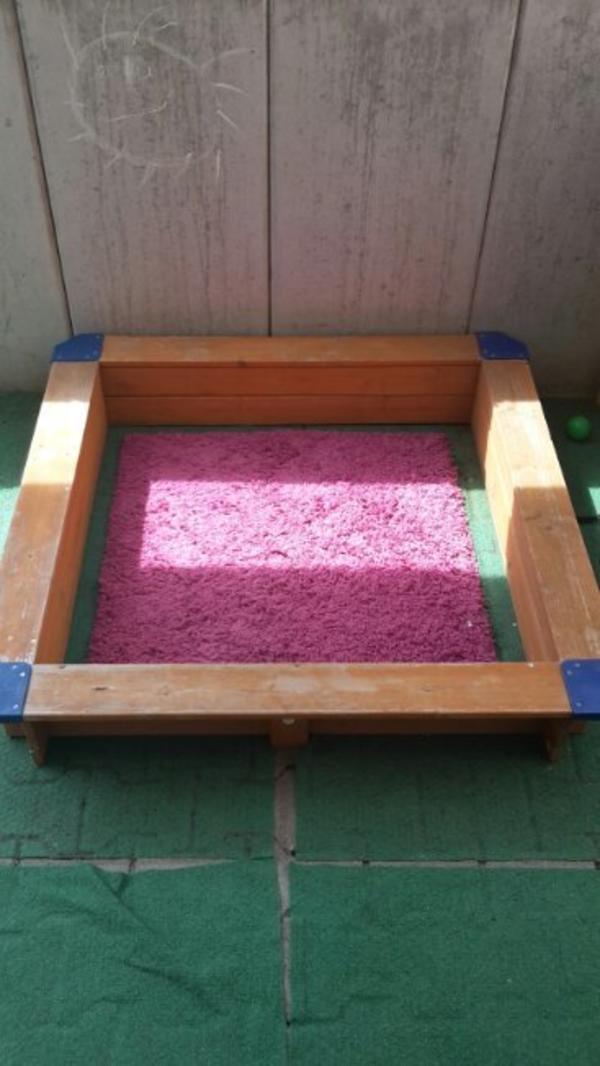 sandkasten ohne sand in rosbach sonstiges f r den garten balkon terrasse kaufen und. Black Bedroom Furniture Sets. Home Design Ideas