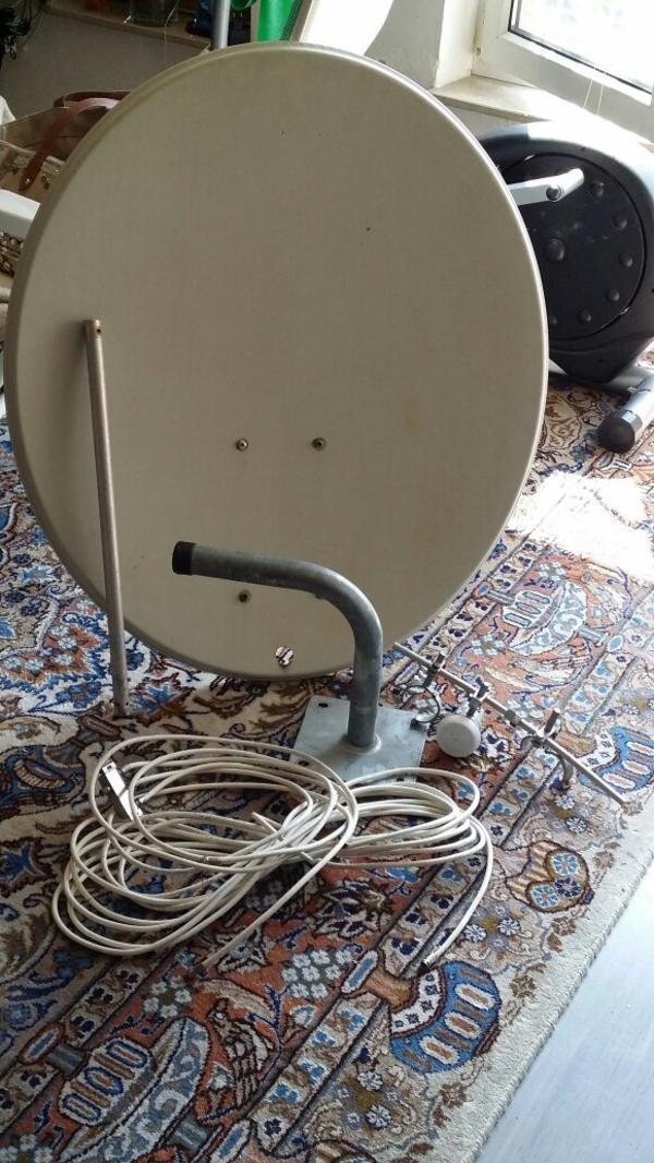 sat sch ssel in coburg antenne sat receiver kaufen und verkaufen ber private kleinanzeigen. Black Bedroom Furniture Sets. Home Design Ideas