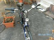 SAXONETTE mit Benzinmotor