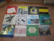 Schallplatten, LP, Klassik,