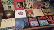 Schallplatten Rock. Pop.