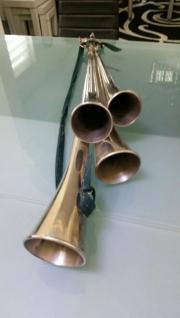 Schalmei Trompete vier